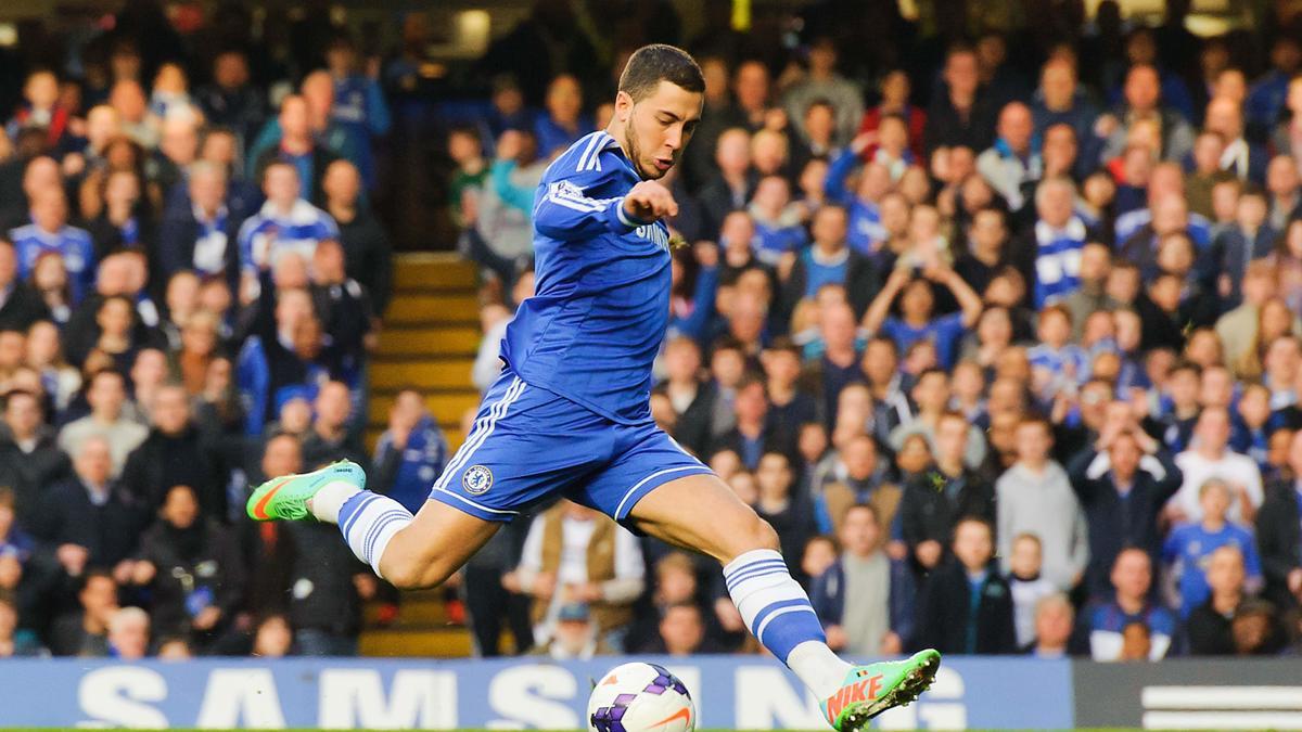 Mercato - Chelsea : Hazard dévoile les dessous de son transfert