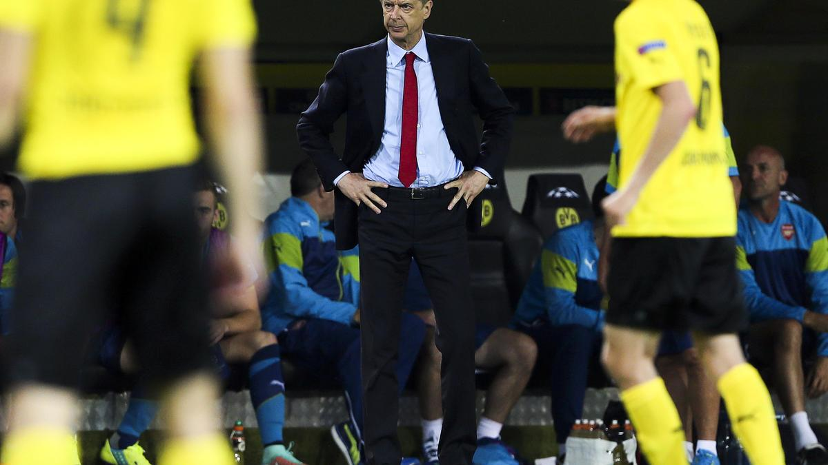 Arsenal : Ce que Wenger n