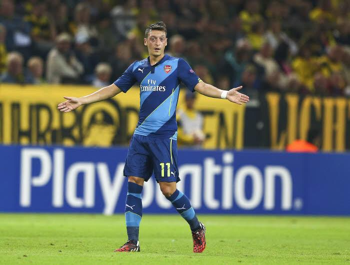 Mesut Özil, Arsenal
