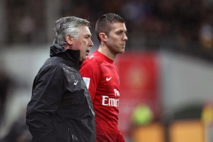 Mercato - PSG/Milan AC : Ménez raconte sa métamorphose sous Carlo Ancelotti