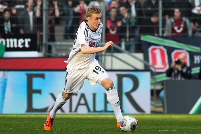 Julain Brandt, Bayer Leverkusen