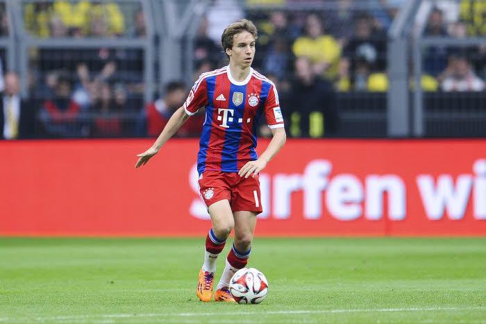 Gianluca Gaudino, Bayern Munich