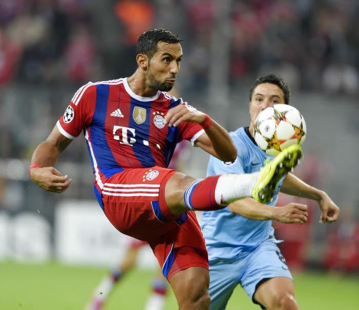 Mehdi Benatia, Bayern Munich