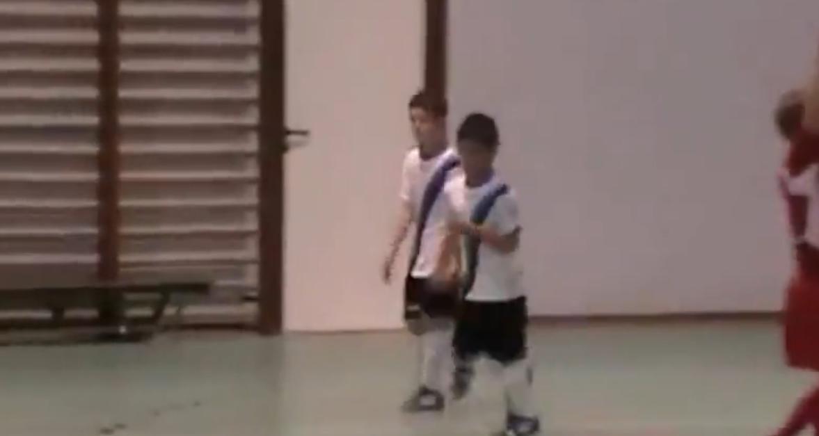 Mercato : À 9 ans, ce très jeune joueur va rejoindre l'AS Roma (vidéo)