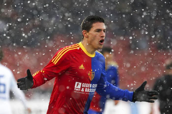 Fabian Schar, FC Bâle