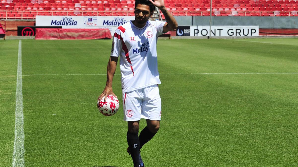 Benoit Trémoulinas, FC Séville