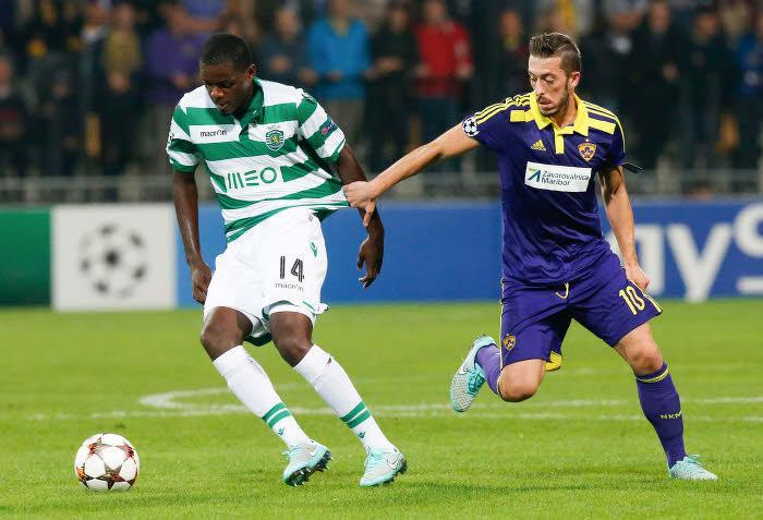 William Carvalho, Sporting Lisbonne