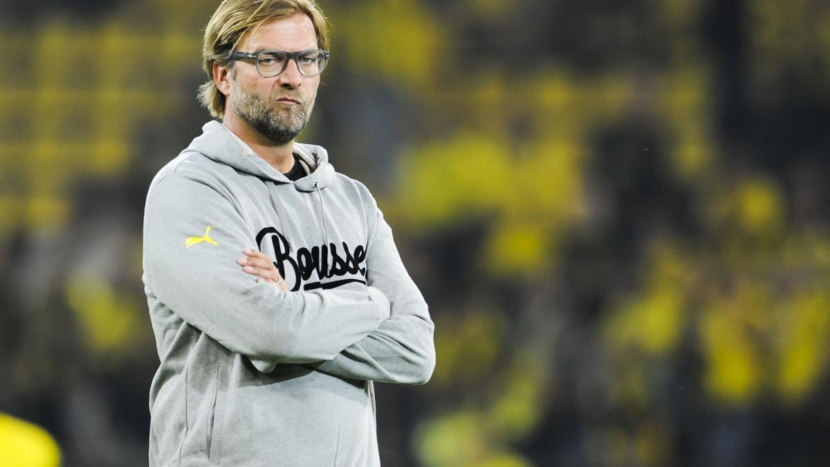 Jurgen Klopp, Borussia Dortmund