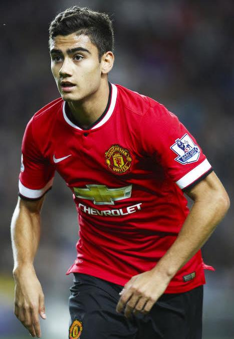 Andreas Pereira, Manchester United