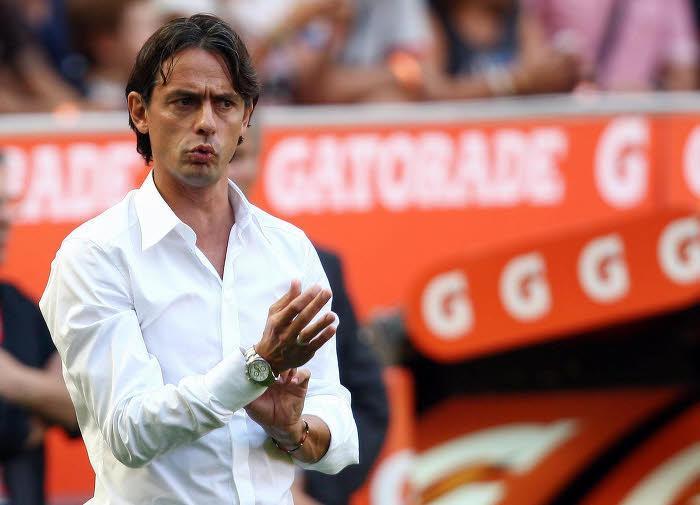 Filippo Inzaghi, Milan AC