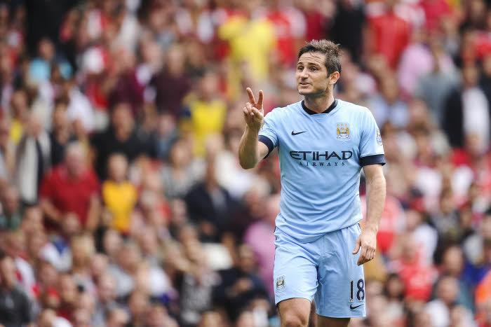Frank Lampard, Manchester City