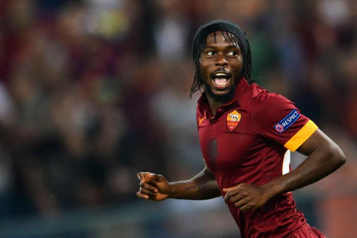 Gervinho, AS Roma