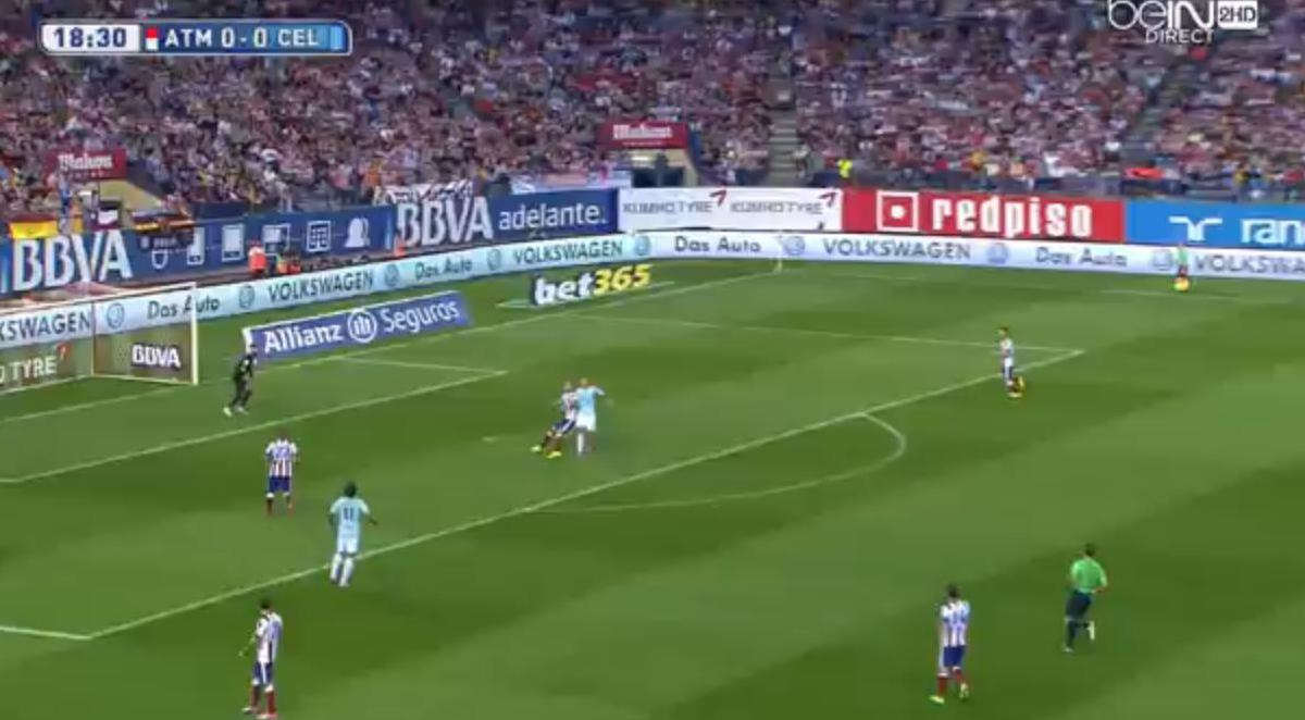 Un but à la Zlatan Ibrahimovic en Liga qui fait le tour du monde ! (vidéo)