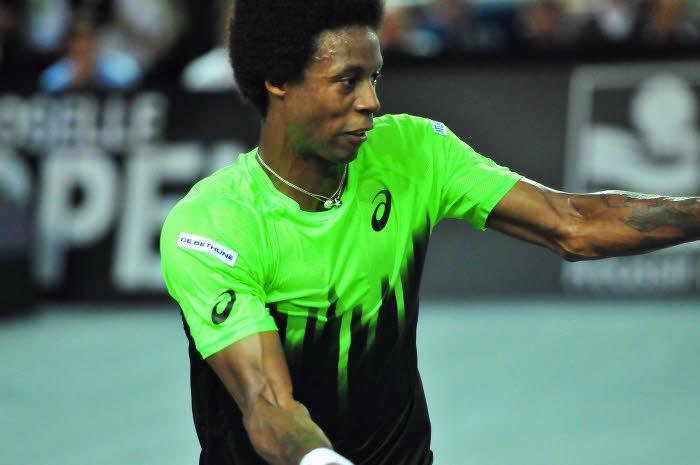 Tennis : Monfils se rapproche de Tsonga