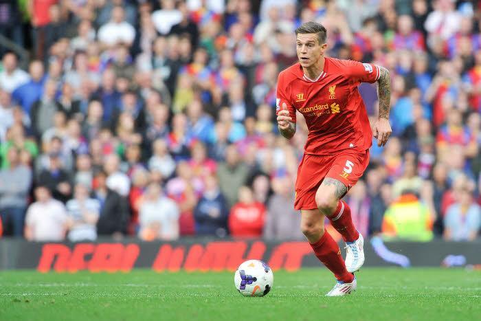 Daniel Agger, Liverpool