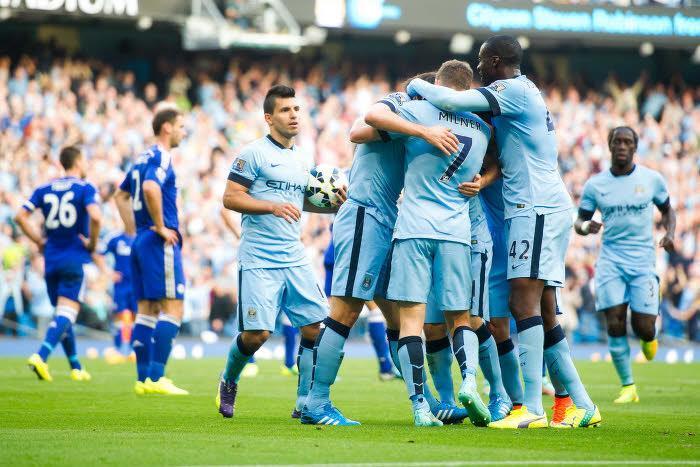 Joueurs de Manchester City