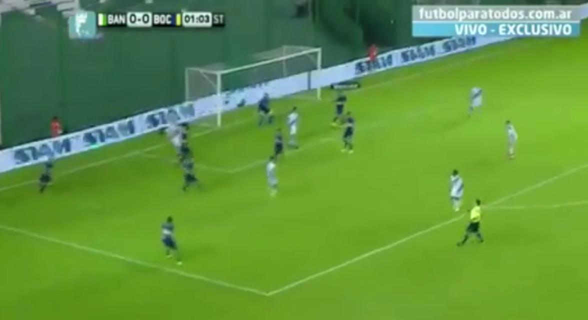 Superbe geste technique en Argentine ! (vidéo)