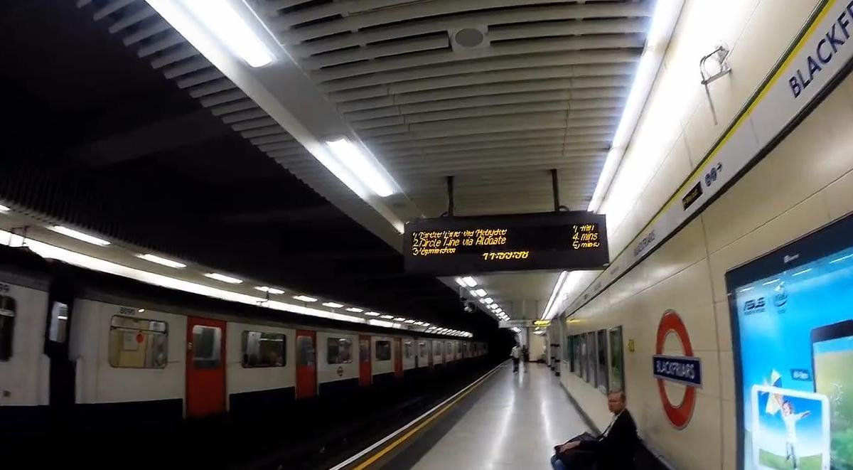Insolite : Un homme court plus vite que le métro ! (vidéo)