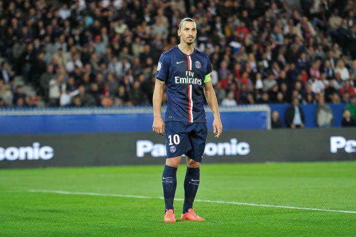Zlatan Ibrahimovic, PSG