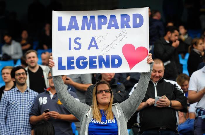 Supporters de Chelsea