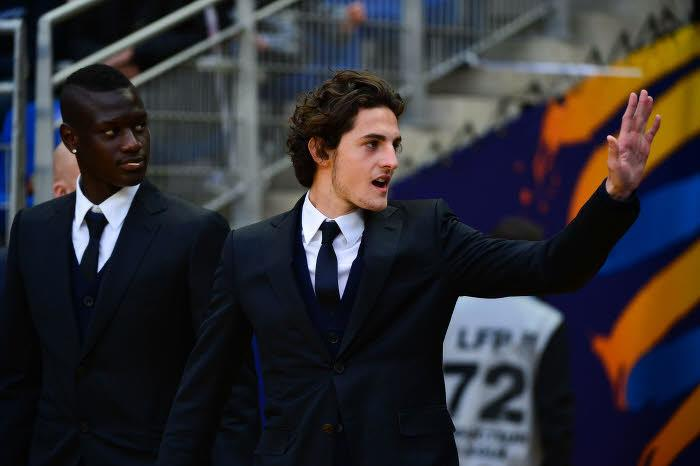 Mercato - PSG : «Rabiot n'a pas sa place à l'AS Roma»