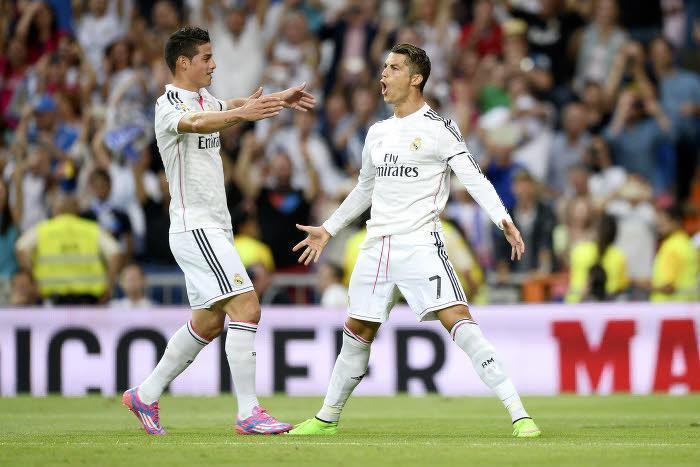 Real Madrid : Le (nouveau) récital de Cristiano Ronaldo contre Elche (vidéo)