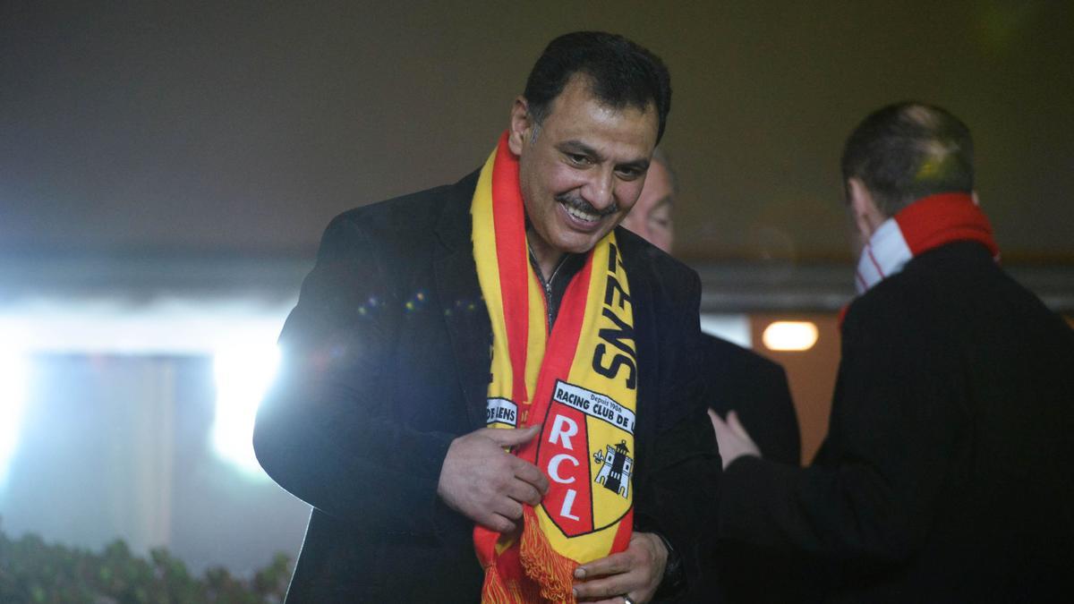 Hafiz Mammadov, RC Lens