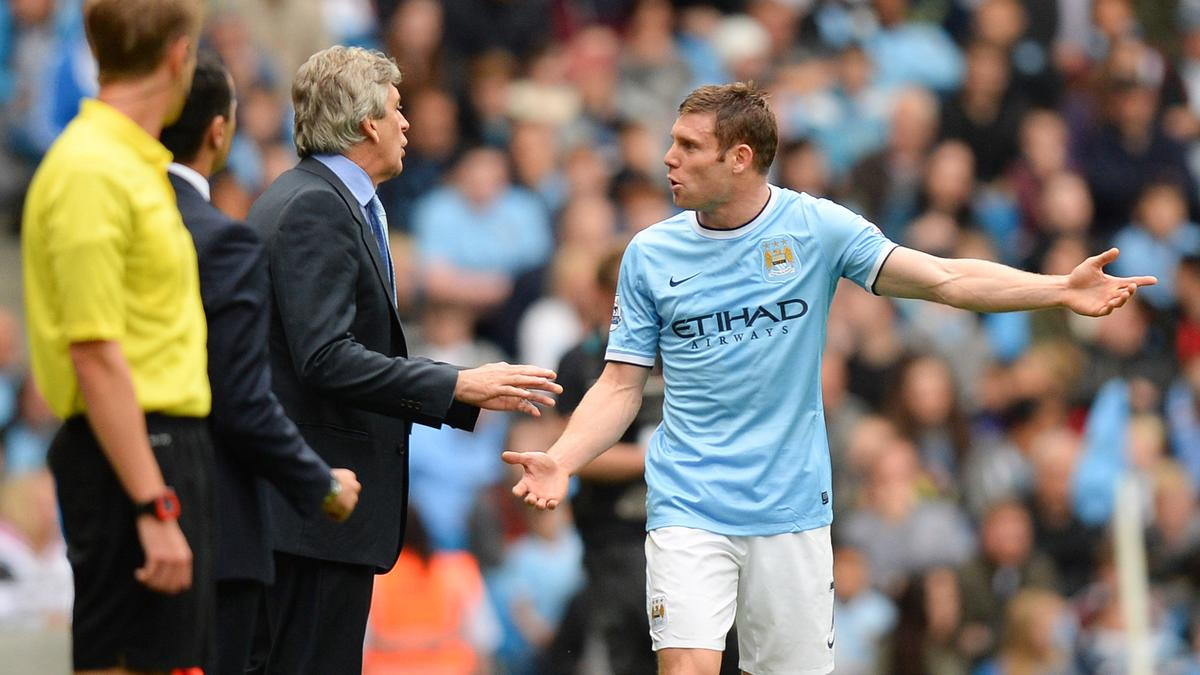 Mercato - Manchester City : James Milner met la pression !