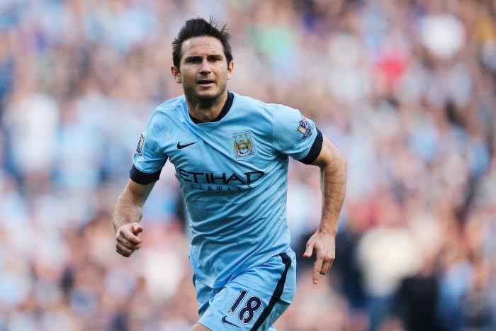 Franck Lampard, Manchester City
