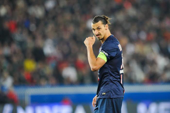 Vers un problème Zlatan Ibrahimovic avant le choc face au Barça ?