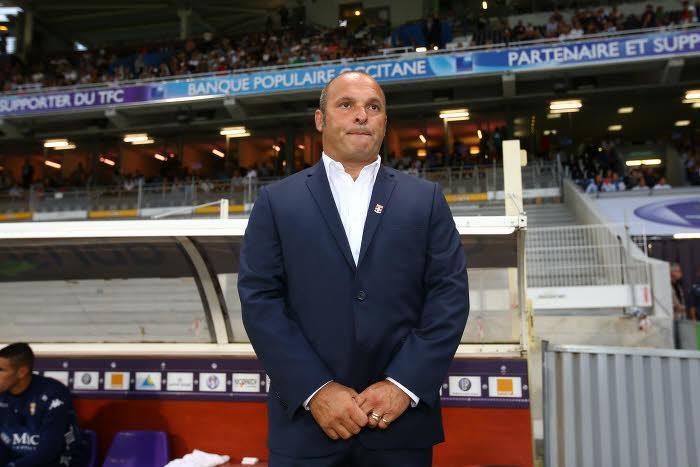 Pascal Dupraz, Evian TG