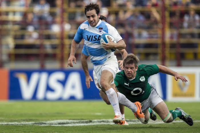 Nicolas Sanchez, Argentine