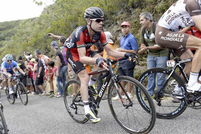 Cadel Evans, BMC