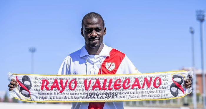 Gaël Kakuta, Rayo Vallecano