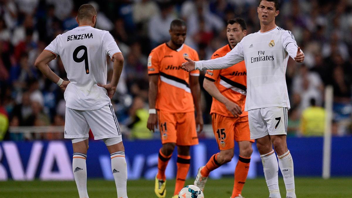 Karim Benzema - Cristiano Ronaldo