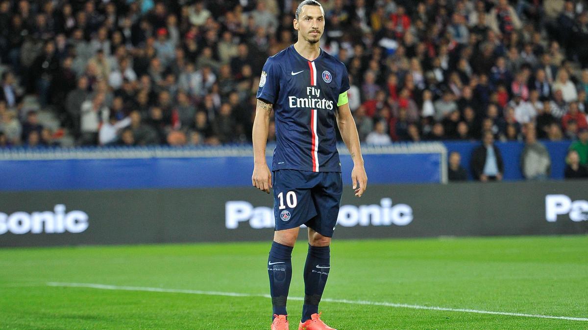PSG : Zlatan Ibrahimovic impatient de prendre sa retraite !