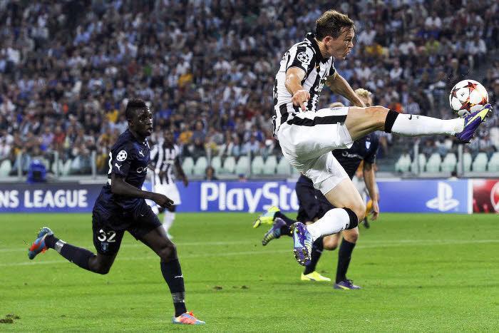 Lichtsteiner, Juventus
