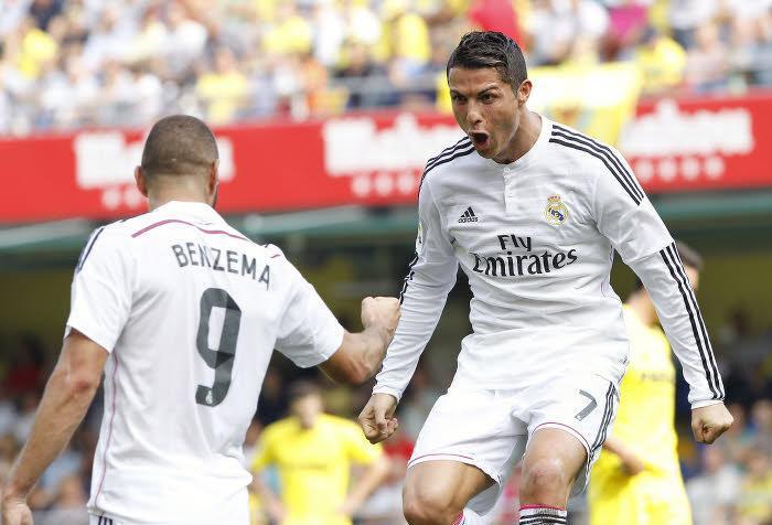 Benzema-Cristiano Ronaldo, Real Madrid