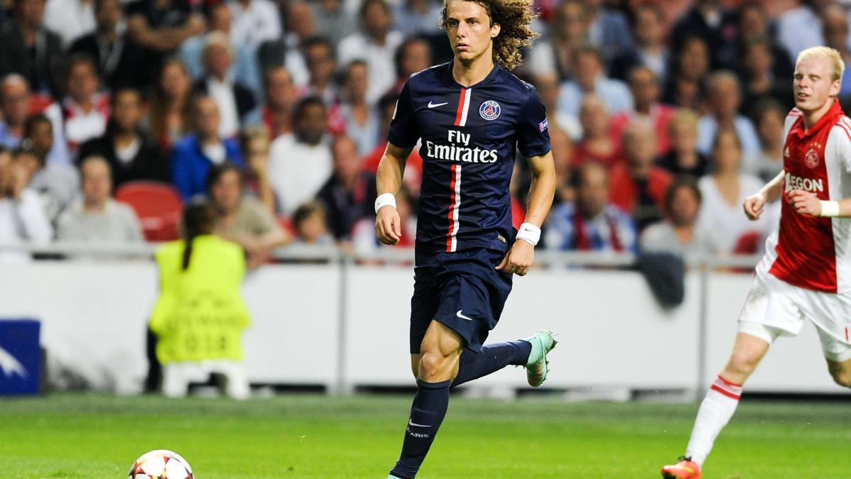 Mercato - PSG : David Luiz lâche une confidence sur son passage à vide