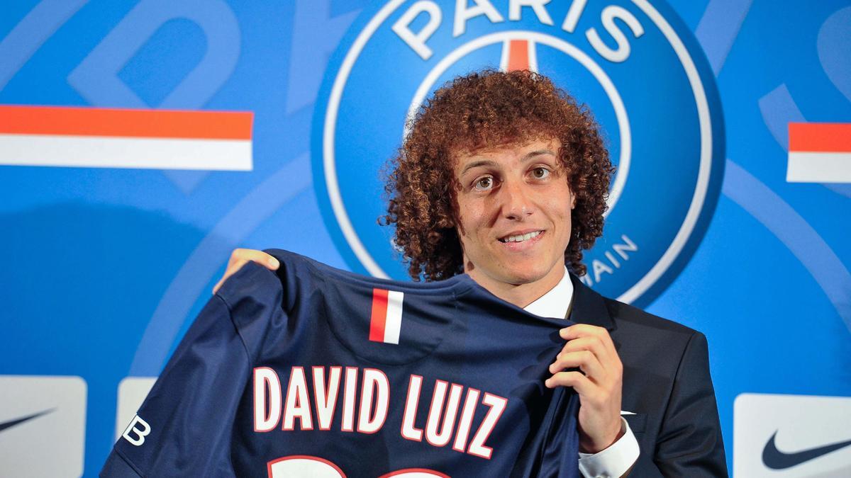 Mercato - PSG : Quand Sirigu raconte l'intégration de David Luiz…