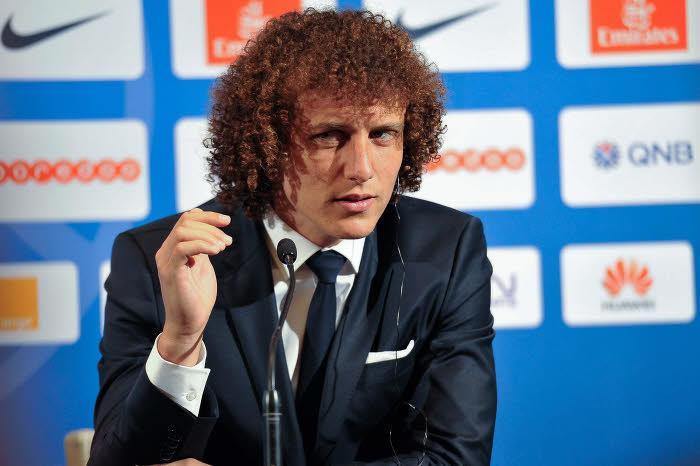 David Luiz, PSG