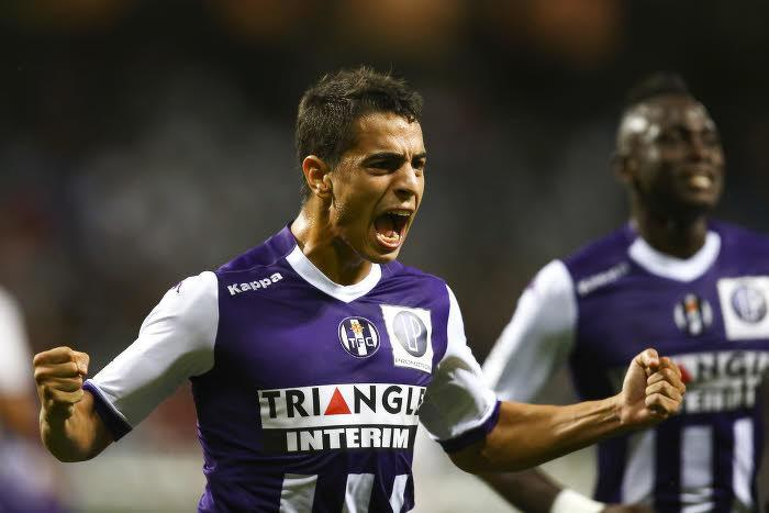 Wissam Ben Yedder à Toulouse