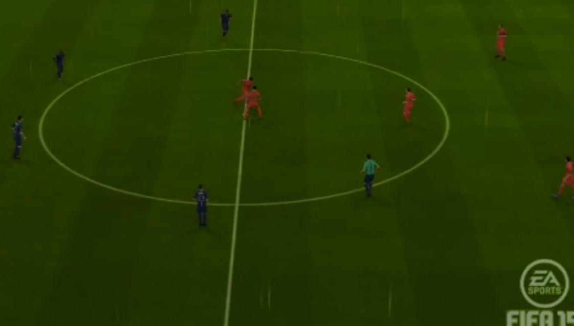 Ligue des Champions : Ce que va donner le match PSG - Barcelone d'après FIFA 15 !