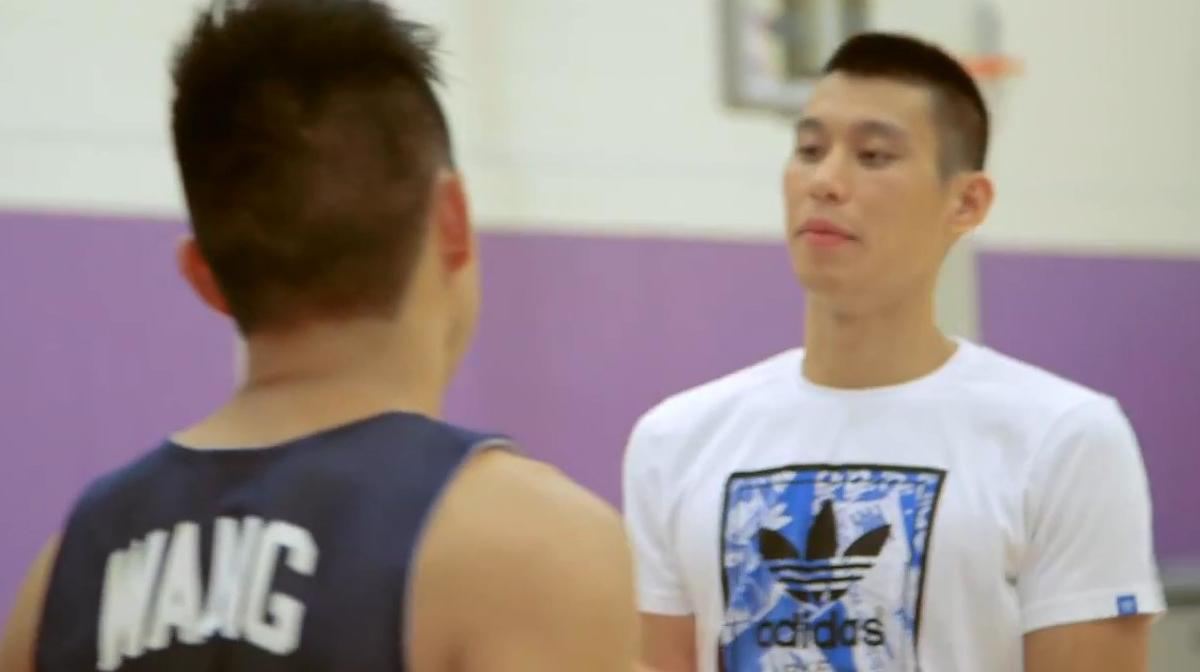 Basket - NBA : La dernière vidéo de Jeremy Lin qui fait le buzz ! (vidéo)