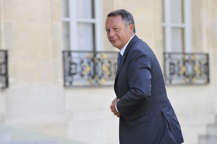 Thierry Braillard, secrétaire d'État aux sports
