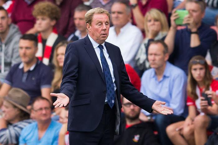Harry Redknapp, QPR