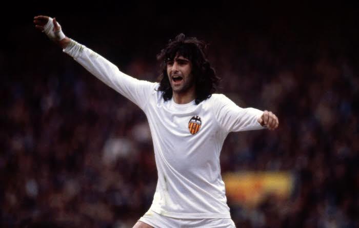 Mario Kempes, FC Valence