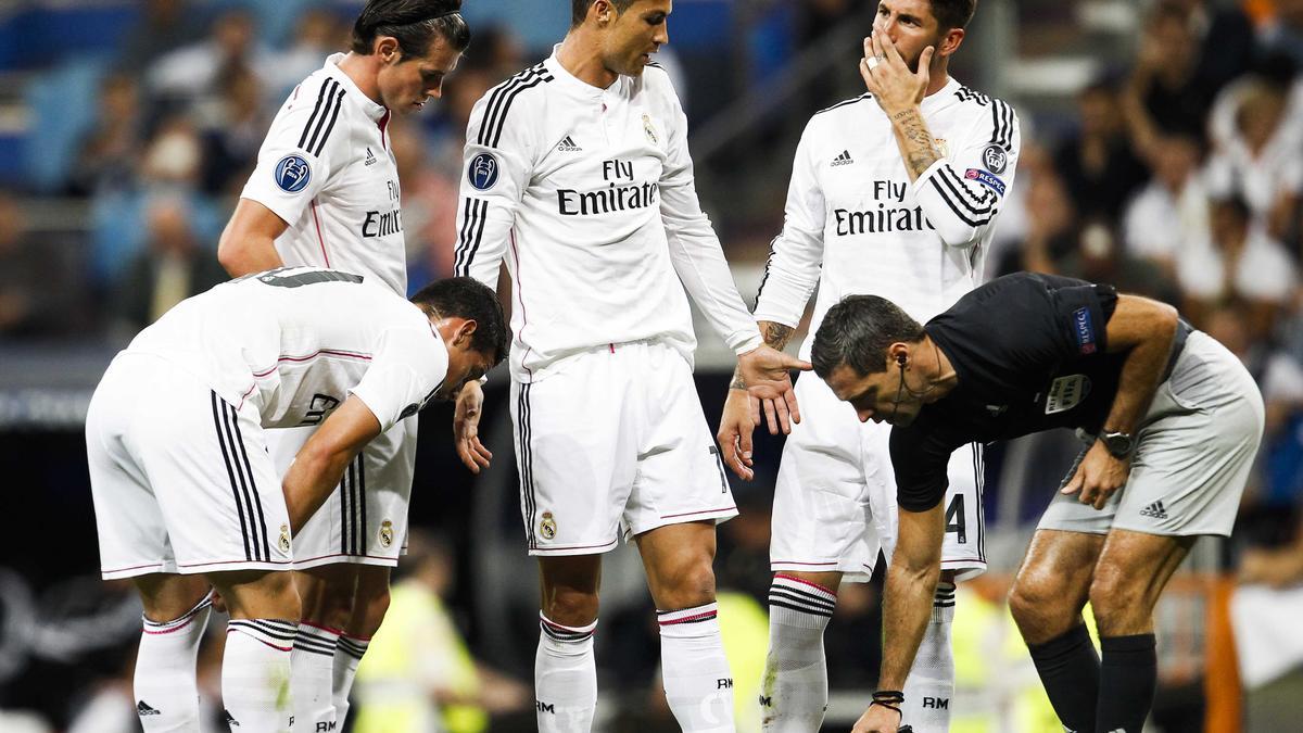 Cristiano Ronaldo - Sergio Ramos
