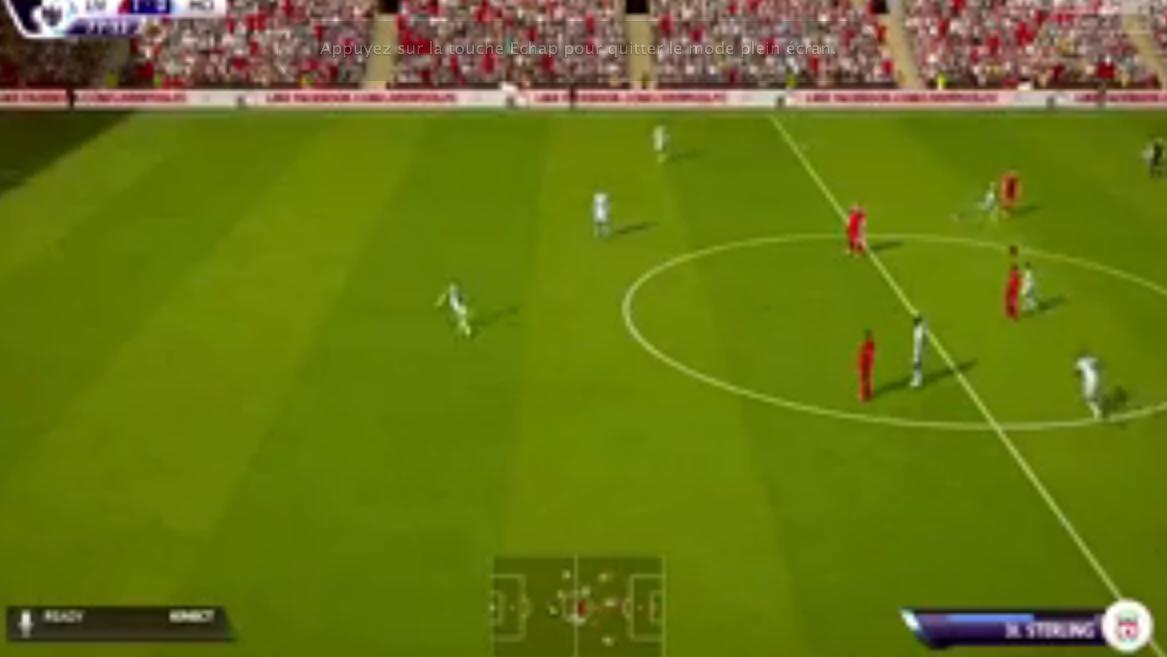 Compilation des bugs les plus drôles rencontrés sur FIFA 15 (vidéo)