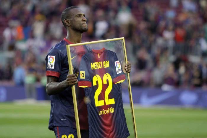 Eric Abidal, FC Barcelone